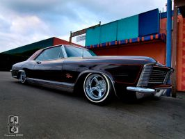 Slick Black Riviera by Swanee3