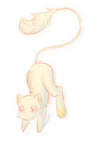 Mew by Pidoodle
