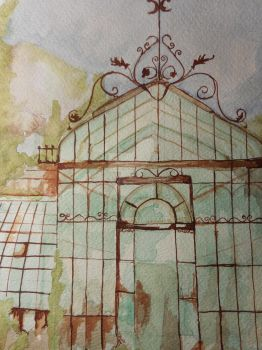 Glass Houses by concertina