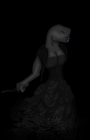Darkness by EroomAlly