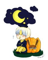 Halloween - Zelo's version + late birthday TwT by peangpong