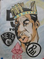 Final Jay-z caricature by jaiquanfayson