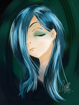Queen Chrysalis by ClaireAnneCarr