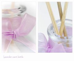 Lavender scent bottle by shatinn