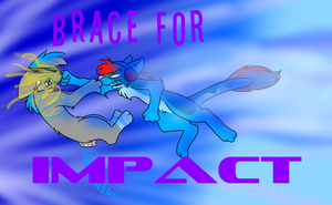 Brace For Impact by SPAC3D3AD