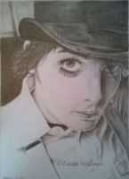 Gerard Way by bluechameleon7