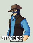 TF2 - Spyper by SuperKusoKao