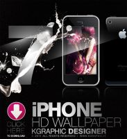 HD iPhone iPod Wallpaper Pack by DDavey