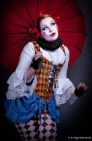 Harlequin by MADmoiselleMeli