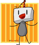 Birthday Boy Blam on Paint.png by Naive41Rika