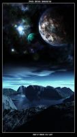 Space Beyond Imagination by Josif