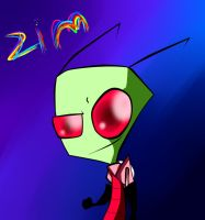 ZIM by rainbows-and-blood