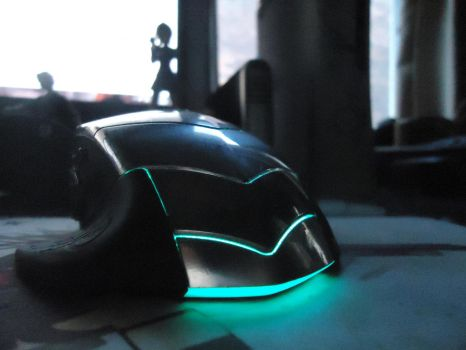 My first steelSeries mouse by the-onlie