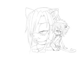 :WIP: Forever Holding You by DTrain2695