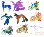 Collab Point Adopts [OPEN] by Chocodopts