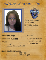 Filled in- Ravenclaw ID by latuacantante98