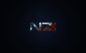 N7 Wallpaper by TheWoollyOne