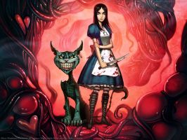 American McGee's Alice by RoboticAlice58