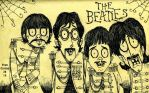 The bealtes... by franki02