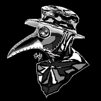Plague Doctor by qmffnaowlr
