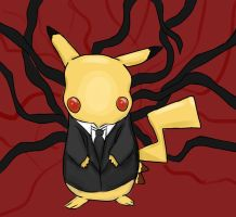 Slender Chu by Joker366