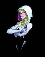 Spider Gwen by Jonny5Alves