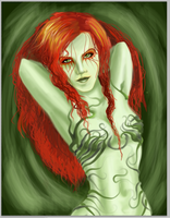 Poison Ivy WIP by Spi-ritual-ity