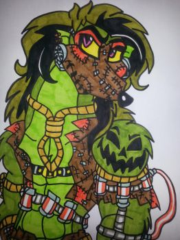 Wacky as the Scarecrow by 932-2063