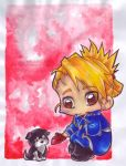 Riza for Alice by KeyshaKitty