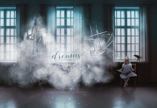 Dreams by Pennywithaney