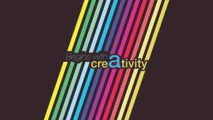 Creativity Begins With A by GovectorZ