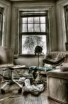 HDR Room by crazinessisay