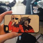 Homestuck phone case by Shannonthehedgehog96