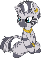 Little Zecora is cute Zecora by MacTavish1996