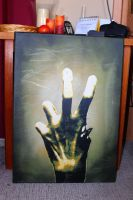Left 4 Dead 2 Zombie Hand by Burgi687