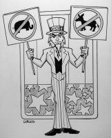 Uncle Sam NYCC 2012 by BillWalko