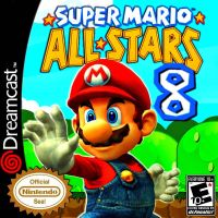 Super Mario AllStars Trilogy Worlds 8 by dcFanatic99