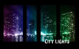 City Lights by BloodyViruz