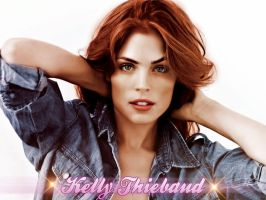 Kelly Thiebaud by MixMyPhotoshop