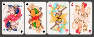 Cossack card by Nick88Korolev