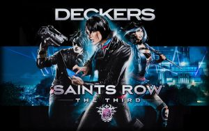 Saints Row the Third: The Deckers by PrincessCakeNikki