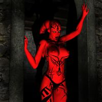Darth Talon Exposed by Aphrodite-NS
