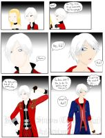 DMC 4: Lucifer Pg. 2 by Comicker-Kai