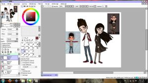 paranorman WIP by jesserine0598
