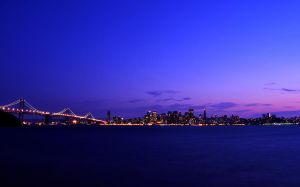 SF Skyline - for print by TopherGentry
