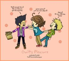 One Direction Cartoon verison by 1Dluverrr2708