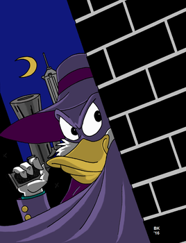 The Terror That Flaps In The Night by GrouchoM