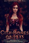 City of Bones - Fanmade Movie Poster by miguelm-c