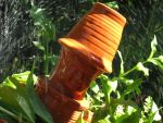 Terracotta 'Potman' by 1Frothy