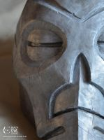 Skyrim : Morokei Mask 02 by BlackOwlStudio